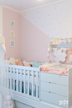 Toddler Rooms, Toddler Bed, Kids Room Design, My Room, Baby Love, Kids Bedroom, Living Room Designs, Cribs, New Baby Products