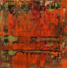 Gerhard Richter » Art » Paintings » Abstracts » Abstract Painting » 906-4