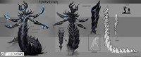 Elder Scrolls, Art concept - Harvester concept