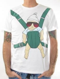 The Hangover, T-Shirt, Baby