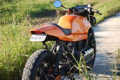 bmw k100 cafe racer street fighter custom for sale in austin