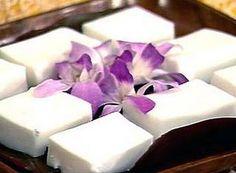 Haupia recipe  (Coconut pudding)
