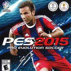 Pro Evolution Soccer 2015 - PlayStation 3 by Konami, Latest Video Games, Video Games Xbox, Xbox One Games, Ps4 Games, Playstation Games, Games Consoles, Champions, Cristiano Ronaldo, Pro Evolution Soccer 2015