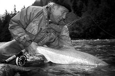 Yvon Chouinard founder of Patagonia shot by Steve Perih. | fly ...