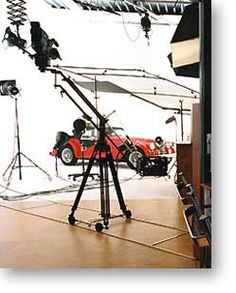 Camera Jibs, Dollies, Mounts, and more... - MICRODOLLY HOLLYWOOD