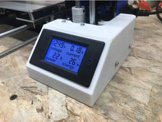 Anet_A8_Volt_Meter_Enclosure_V1 by jwilson9608 - Thingiverse