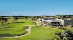 "Moonah Links golf course - ""a Mecca to rival Melbourne's hallowed sandbelt courses"""