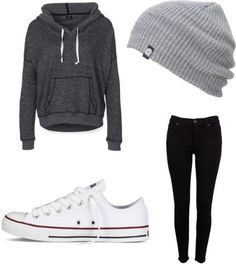 7 cute casual outfits for school with jeans - Page 4 of 7 - women-outfits.com: