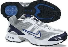 you're running/power walking to lose weight odds are you need extra support (especially for knees). Don't be lured by flashy, thin sole, super lightweight shoes. Power Walking, Trail Running Shoes, Running Shoes For Men, Weight Loss Camp, Hip Muscles, Hip Workout, Lose Weight, Nike Air, Metallic