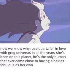 Greg Hair x Rose Hair.