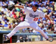 Los Angeles Dodgers - Clayton Kershaw Photo Photo at AllPosters.com