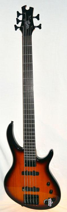 Indian Creek Guitars - Tobias Toby Deluxe V Bass  - Vintage Sunburst, $209.00 (http://www.indiancreekguitars.com/tobias-toby-deluxe-v-bass-vintage-sunburst/)