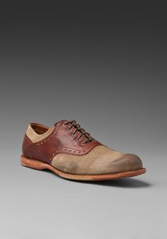 BOOT CO BY TIMBERLAND Counterpane Saddle Oxford in Grey/Suede