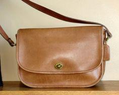 Coach City Bag In British Tan Leatherware Pre by ProVintageGear