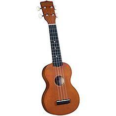 Amazon.com: Diamond Head DU-150 Soprano Ukulele - Mahogany Brown: Musical Instruments