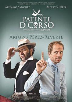 """Representació de """"Patente de corso - Tratado ibérico del hijoputismo"""". Club Capitol (Barcelona). Des del 5 d'agost fina sl 6 de setembre"""