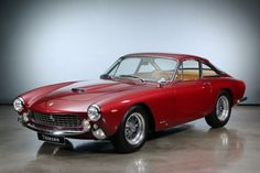 1963 Ferrari 250 GT Lusso - 250 GT Berlinetta Lusso   Classic Driver Market