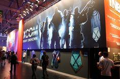 XCOM Booth