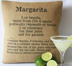 Classic Cocktail Cushion Covers