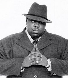 Notorious B.I.G. Biggie Smalls 3.5 inch Sticker Vinyl Decal Stickers die cut