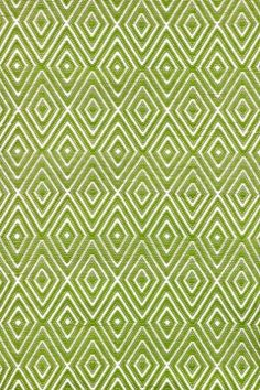 A great value and perfect way to punch up the porch! Outdoor rugs by Dash & Albert Rug Company
