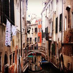 Venice is Unique.