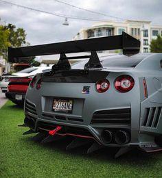 Nissan GTR's - Godzilla [10801191] via Classy Bro