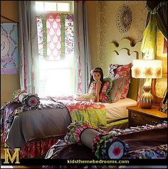 Decorating theme bedrooms - Maries Manor: ruffle bedding