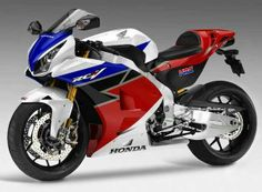 NOT the new Honda RCV - Motorcycle news: New bikes - Visordown Honda Bike Price, Honda Bikes, Honda Motorcycles, Honda Cbr 1000rr, Honda Vfr, Motos Honda, Yamaha R1, Honda Africa Twin, Bike Prices