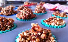 Coconut Butter Cacao Crackles