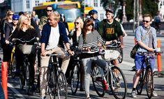 Cycling in Copenhagen - The easy way. Read more here: http://denmark.dk/en/green-living/bicycle-culture/cycling-in-copenhagen---the-easy-way/
