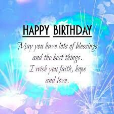 Happy birthday religious happy birthday and lots of blessings birthday wishes funny happy birthday birthday ideas birthdays image search m4hsunfo