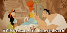 'The Emperor's New Groove'