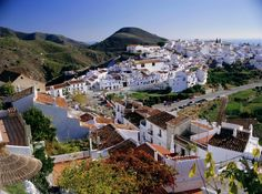 size: Photographic Print: Frigiliana, North of Nerja Poster by Michael Short : Artists Michael Short, Luxury Travel Agents, Costa, Cities, European Holidays, Santa Ana, Cheap Holiday, Room Pictures, Andalusia