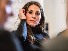 Catherine, Duchess of Cambridge visits The Nelson Trust Women's Centre