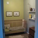 Creating Nurseries Out of Closets — Renters Solutions