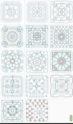 grannysquare,GrannyThrow-Transcendent Crochet a Solid Granny Square Ideas. Inconceivable Crochet a Solid Granny Square Ideas. Crochet Blocks, Granny Square Crochet Pattern, Crochet Diagram, Crochet Chart, Crochet Squares, Crochet Blanket Patterns, Crochet Motif, Crochet Afghans, Crochet Stitches