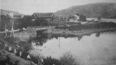 Høknesnes ca 1920 by Espen Sandmo, via Flickr