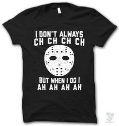 i don't always ch ch ch ch, but when I do I ah ah ah ah