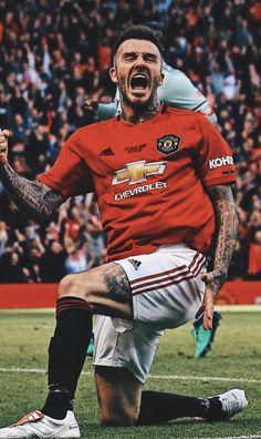 Real Madrid Soccer, Barcelona Soccer, Fc Barcelona, Manchester United Wallpaper, Manchester United Players, David Beckham Football, David Beckham Style, Bend It Like Beckham, Soccer Photography
