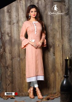 Buy Ladies Flavour Button Vol 2 Fancy Designer Fancy Khadi Rayon Readymade Kurtis Collection at Wholesale Rate direct from Ethnic Export. Kurti Sleeves Design, Kurta Neck Design, Sleeves Designs For Dresses, Dress Neck Designs, Sleeve Designs, Blouse Designs, Salwar Designs, Simple Kurti Designs, Kurta Designs Women