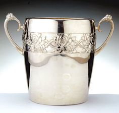 WMF Art Deco silvered pewter Wine Cooler - Tiroche Auction House