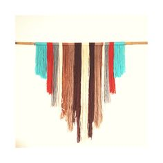 Wall Hanging by OftenWander on Etsy