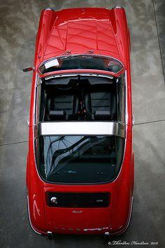 Porsche 911 Targa. I wouldn't get speeding tickets in this baby, nope.
