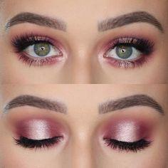 Makeup Geek Manny Mua Eye Makeup In 2019 Beauty Makeup Bird - Prom Makeup Looks Bird Makeup, Cute Makeup, Prom Makeup, Makeup Geek, Skin Makeup, Makeup Inspo, Wedding Makeup, Makeup Inspiration, Makeup Tips