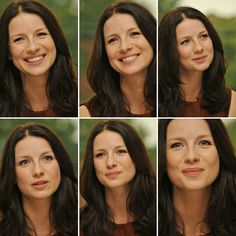 Italian Outlanders on Instagram: Caitriona Balfe at Gleneagles hotel press meeting