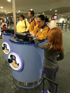 Disney MagicBands act as your ticket aboard Disney's Magical Express airport transportation