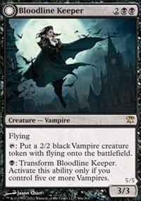 Magic the Gathering : Bloodline Keeper