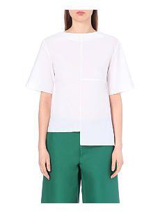 MARNI Round neck blouse