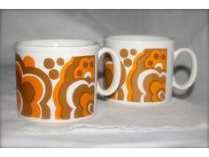 Mod •~• vintage mugs